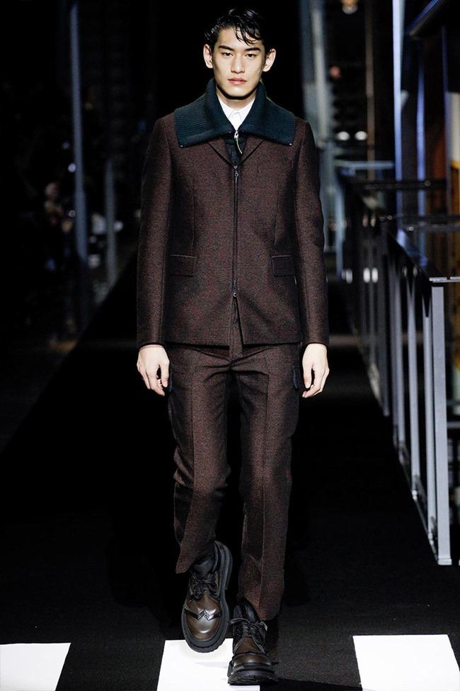 PARIS FASHION WEEK Kenzo Menswear Fall 2014. www.imageamplified.com, Image Amplified (27)