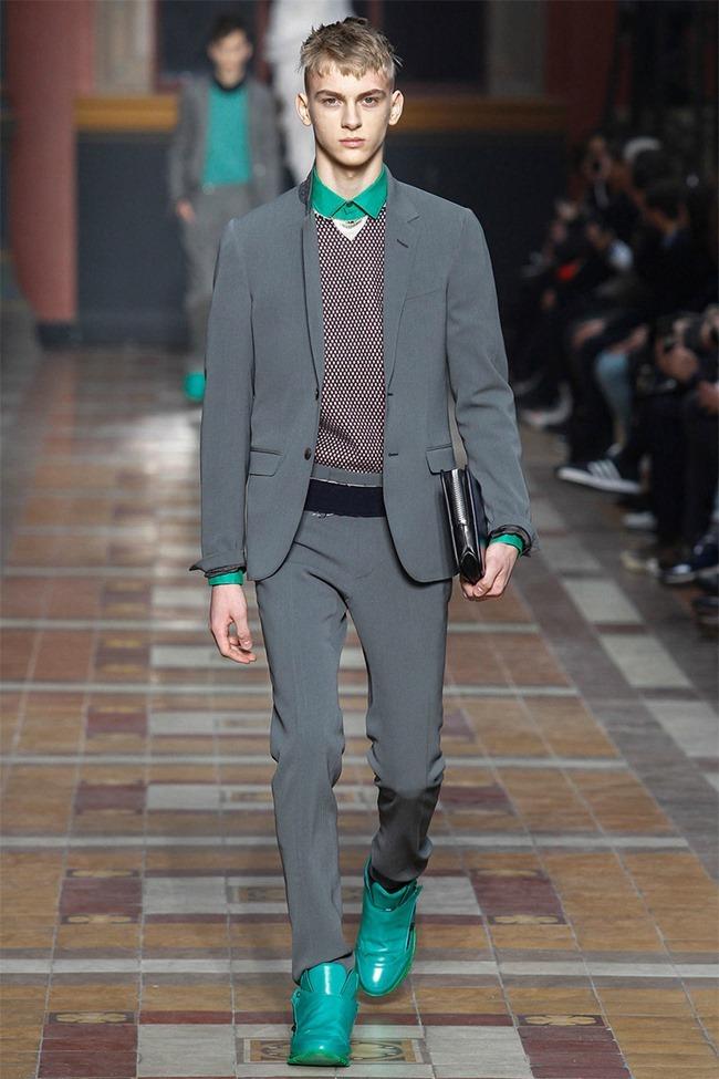 PARIS FASHION WEEK Lanvin Menswear Fall 2014. www.imageamplified.com, Image Amplified (28)