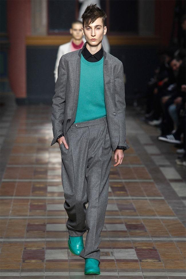 PARIS FASHION WEEK Lanvin Menswear Fall 2014. www.imageamplified.com, Image Amplified (29)