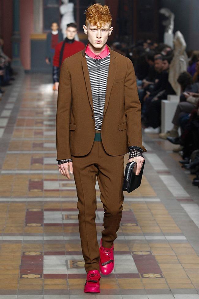 PARIS FASHION WEEK Lanvin Menswear Fall 2014. www.imageamplified.com, Image Amplified (32)