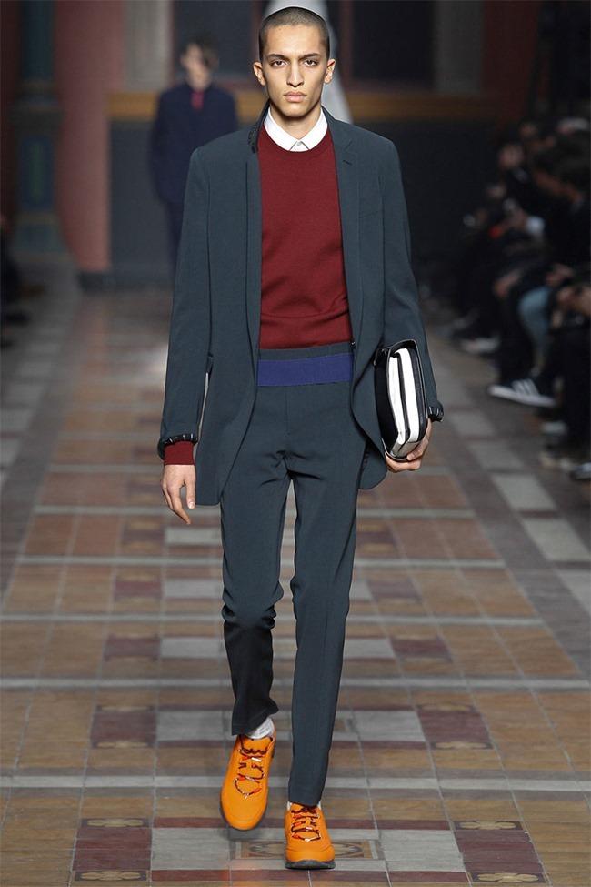 PARIS FASHION WEEK Lanvin Menswear Fall 2014. www.imageamplified.com, Image Amplified (34)