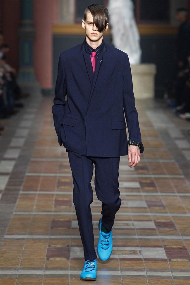 PARIS FASHION WEEK Lanvin Menswear Fall 2014. www.imageamplified.com, Image Amplified (35)