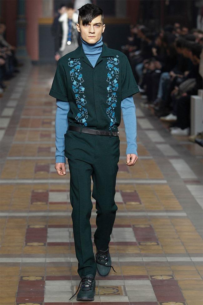 PARIS FASHION WEEK Lanvin Menswear Fall 2014. www.imageamplified.com, Image Amplified (37)