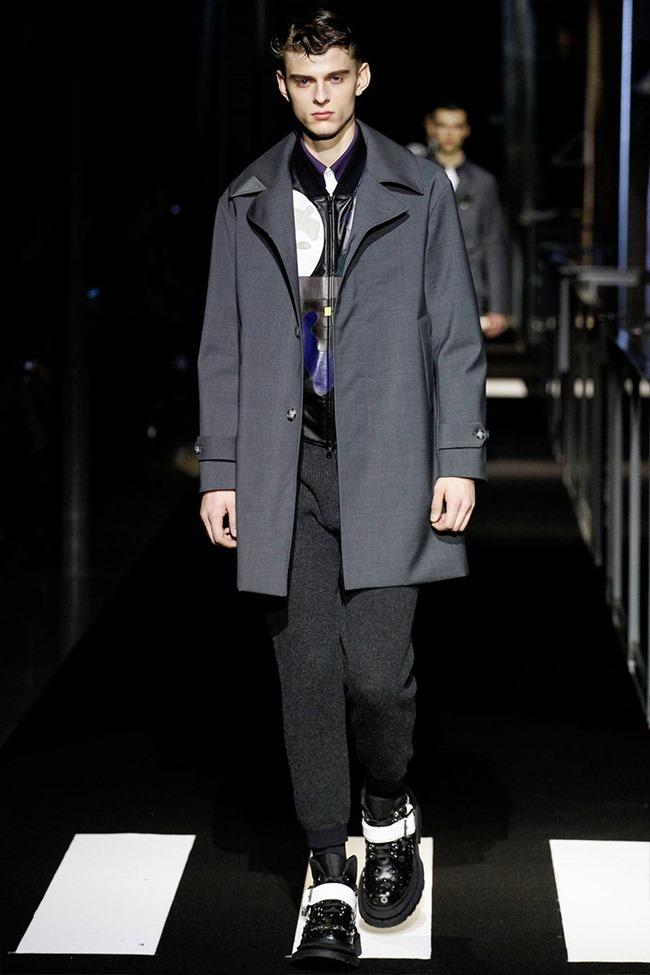 PARIS FASHION WEEK Kenzo Menswear Fall 2014. www.imageamplified.com, Image Amplified (7)