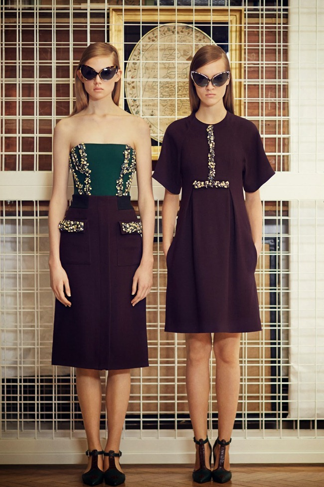 COLLECTION- Holly Rose & Maarjan Ridalaan for Erdem Pre-Fall 2014. www.imageamplified.com, Image amplified (5)