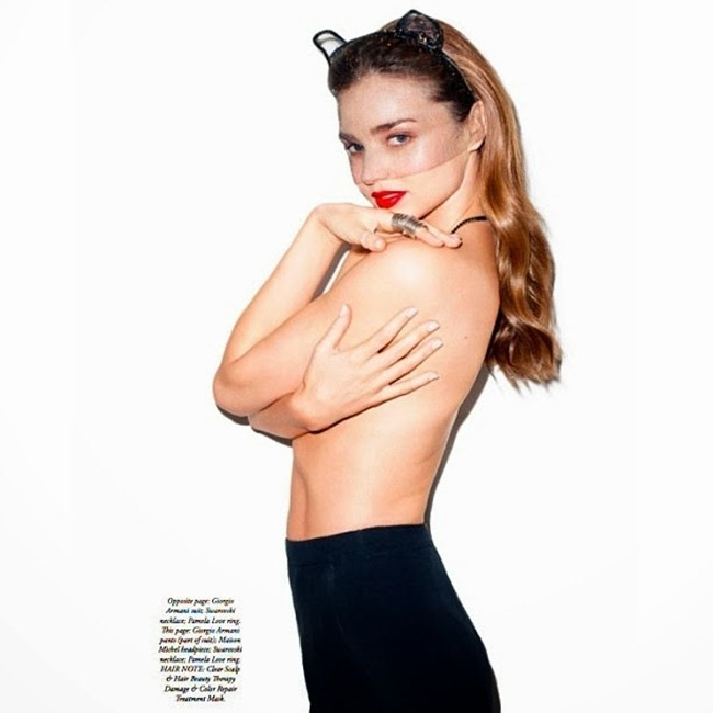 HARPER'S BAZAAR AUSTRALIA- Miranda Kerr by Terry Richardson. January 2014, www.imageamplified.com, Image Amplified (1)