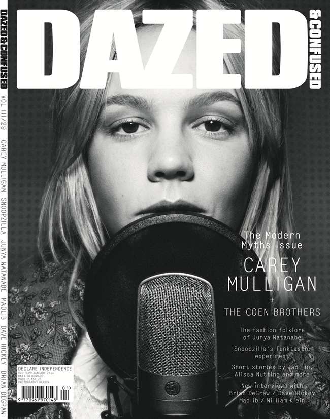 DAZED & CONFUSED MAGAZINE- Carey Mulligan in Wild At Heart by Rankin. Cathy Edwards, January 2014, www.imageamplified.com, Image amplified
