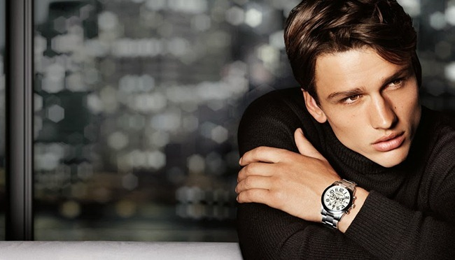 CAMPAIGN- Karmen Pedaru, Simon Nessman, Corey Baptiste & Victor Nylander for Michael Kors Holiday 2013 by Mario Testino. www.imageamplified.com, Image Amplified (4)