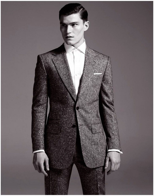 CAMPAIGN- Oliver Cheshire for Marks & Spencer Fall 2013 by Blair Getz Mezibov. Luke Day, www.imageamplified.com, Image Amplified