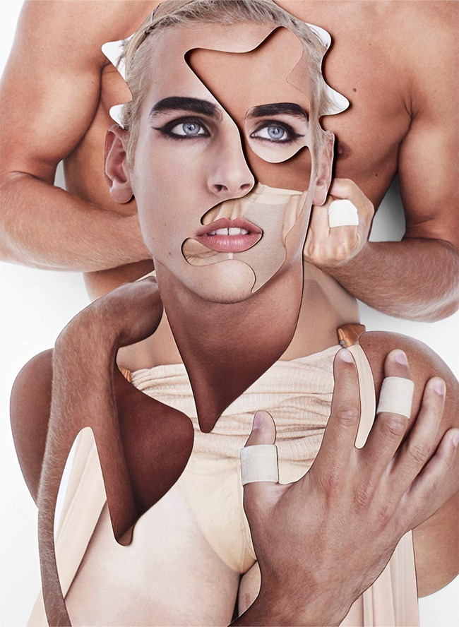 CANDY MAGAZINE- Charles, Corentin, Jules Raynal, Knut & Sylvester Ulv by Damien Blottiere. Aurelien Storny   Alexandre Misericordia, Fall 2013, www.imageamplified.com, image Amplified (2)