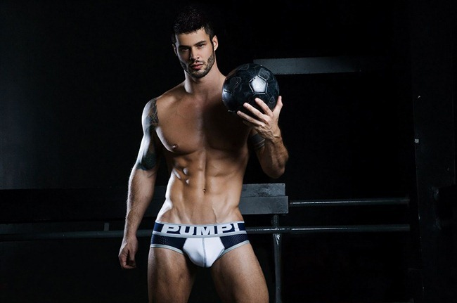 CAMPAIGN- Pump! Underwear by Rick Day. www.imageamplified.com, Image amplified