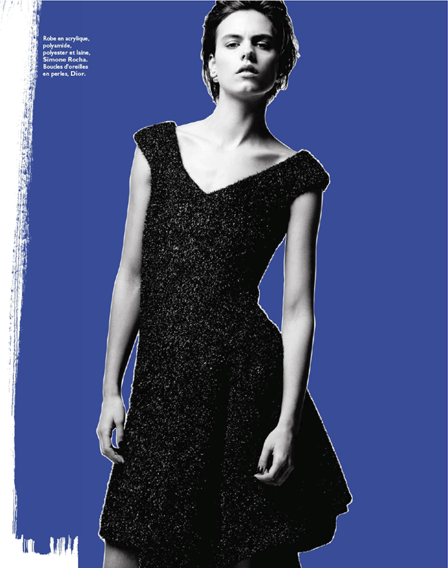GRAZIA FRANCE- Corinna Ingenleuf in La Petite Robe Noire by Alastair Strong. Julie Pailhas, December 2013, www.imageamplified.com, Image Amplified (10)