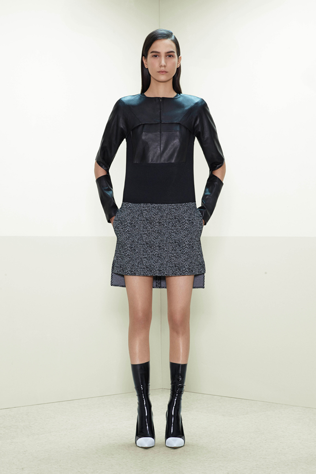COLLECTION- Mijo Mihalijcic, Linn Arvidsson & Grace Mahary for Prabal Gurung Pre-Fall 2014. www.imageamplified.com, Image Amplified (10)
