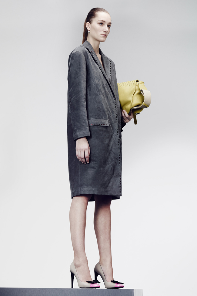 COLLECTION- Julia, Ileva, Tilda, Elisabeth, Josephine, Cindy, Marine, Idris, Magdalena & Lisanne for Bottega Veneta Pre-Fall 2014. www.imageamplified.com, Image Amplified (16)