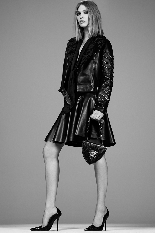 COLLECTION- Irina Nikolaeva for Versace Pre-Fall 2014. www.imageamplified.com, Image Amplified (6)