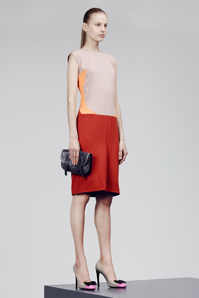 COLLECTION- Julia, Ileva, Tilda, Elisabeth, Josephine, Cindy, Marine, Idris, Magdalena & Lisanne for Bottega Veneta Pre-Fall 2014. www.imageamplified.com, Image Amplified (24)
