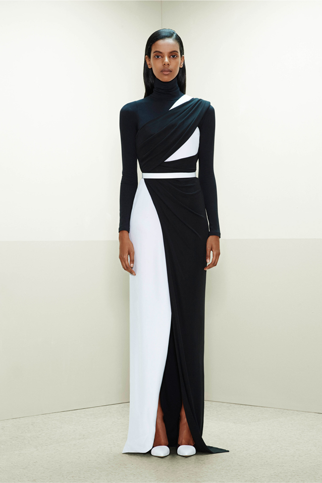 COLLECTION- Mijo Mihalijcic, Linn Arvidsson & Grace Mahary for Prabal Gurung Pre-Fall 2014. www.imageamplified.com, Image Amplified (21)
