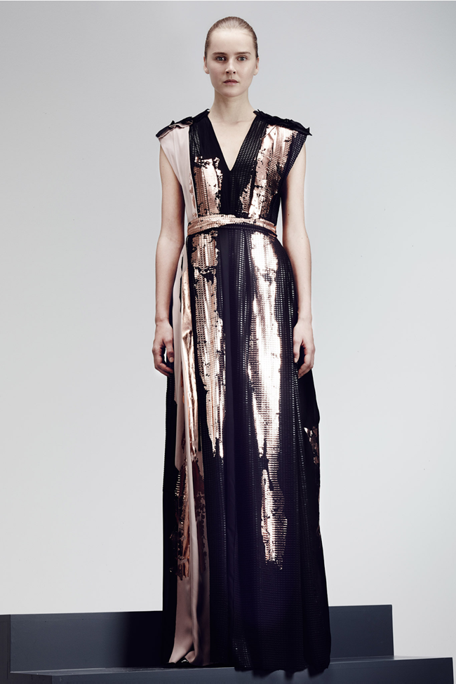 COLLECTION- Julia, Ileva, Tilda, Elisabeth, Josephine, Cindy, Marine, Idris, Magdalena & Lisanne for Bottega Veneta Pre-Fall 2014. www.imageamplified.com, Image Amplified (37)
