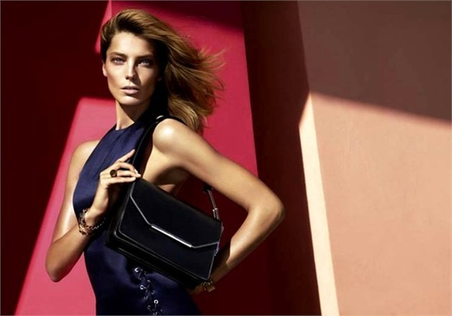 CAMPAIGN- Daria Werbowy for Salvatore Ferragamo Spring 2014 by Mert & Marcus. www.imageamplified.com, Image amplified (6)