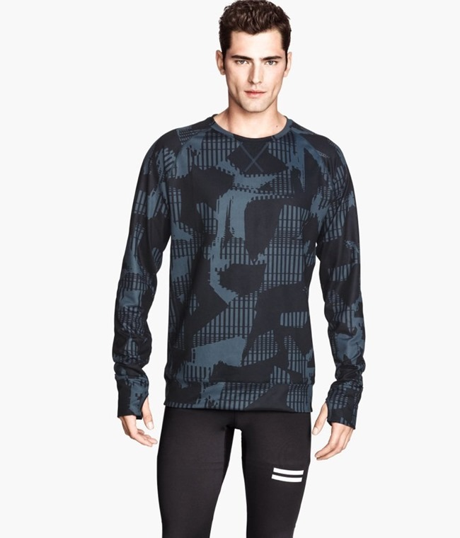 CAMPAIGN Sean O'Pry & Mathias Lauridsen for H&M Sport Spring 2014. www.imageamplified.com, Image Amplified (1)