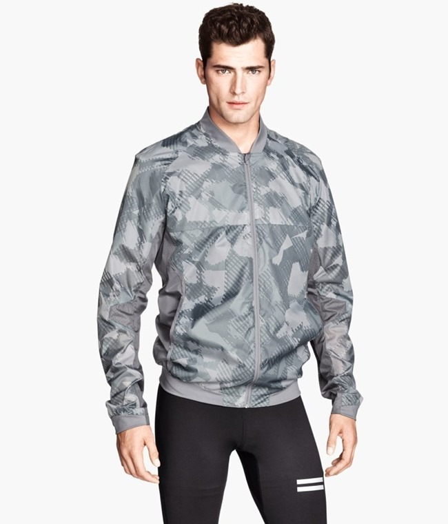 CAMPAIGN Sean O'Pry & Mathias Lauridsen for H&M Sport Spring 2014. www.imageamplified.com, Image Amplified (4)