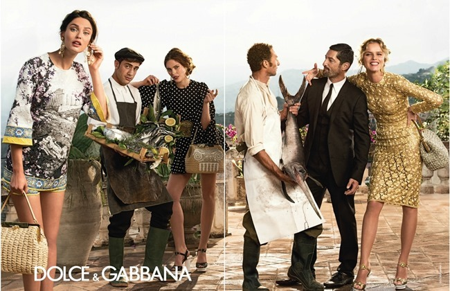 PREVIEW Dolce & Gabbana Spring 2014. www.imageamplified.com, Image Amplified (1)