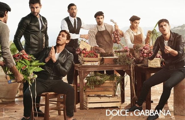 PREVIEW Dolce & Gabbana Spring 2014. www.imageamplified.com, Image Amplified (2)