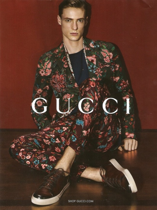 PREVIEW Tommaso de Benedictis for Gucci Spring 2014. www.imageamplified.com, Image amplified
