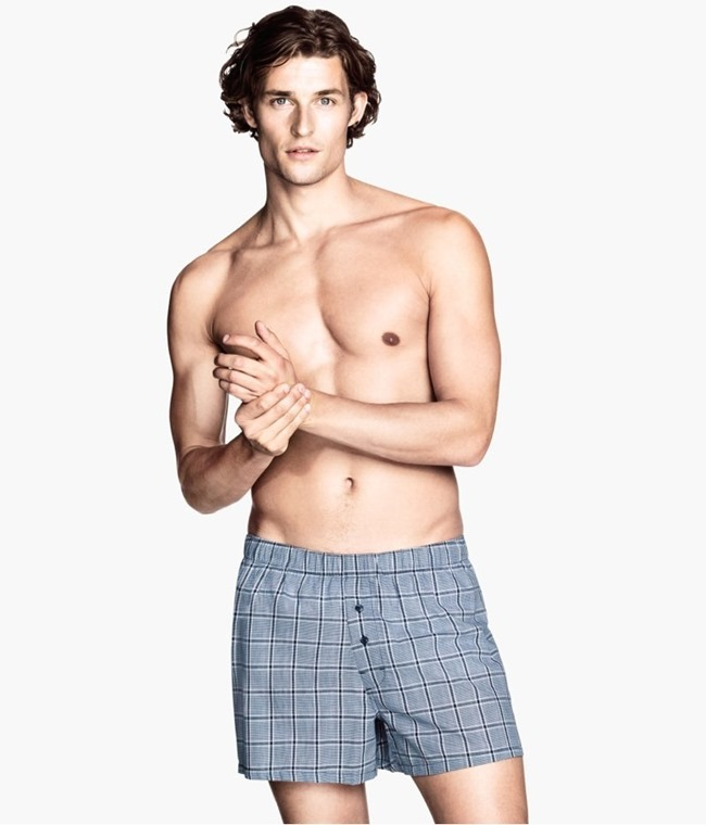 CAMPAIGN Wouter Peelen for H&M Underwear Spring 2014. www.imageamplified.com, Image Amplified (4)