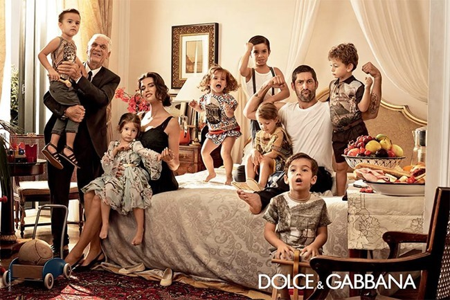 CAMPAIGN- Dolce & Gabbana Spring 2014 by Domenico Dolce. www.imageamplified.com, Image amplified (4)