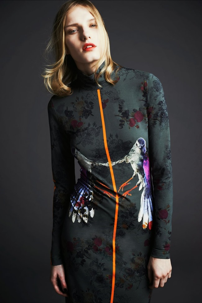 COLLECTION- Marique Schimmel for Preen by Thornton Bregazzi Pre-Fall 2014. www.imageamplified.com, Image Amplified (9)