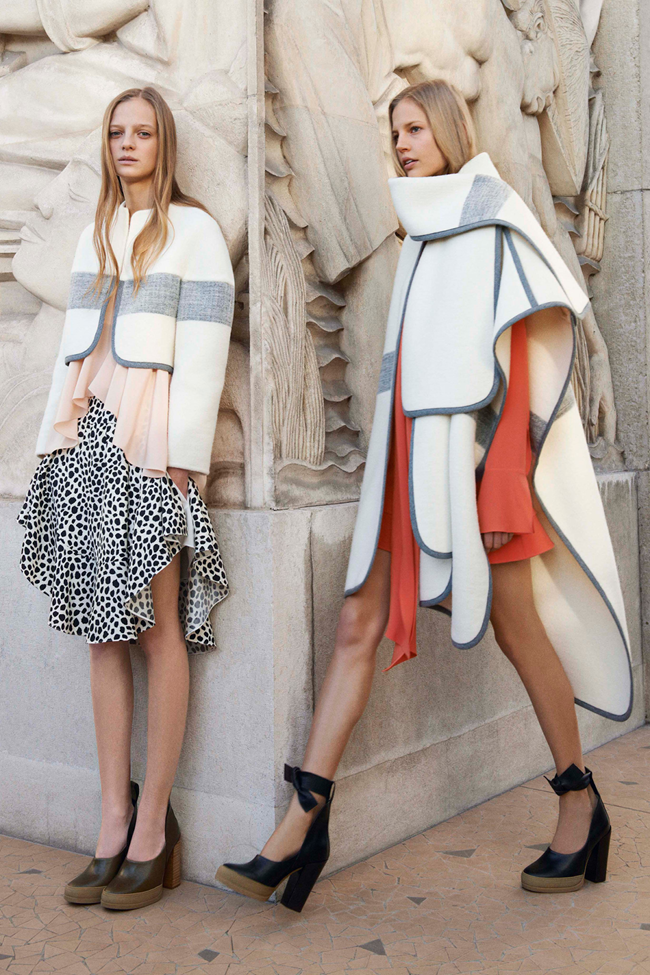 COLLECTION- Ine Neefs, Elisabeth Erm & Estee Rammant for Chloe Pre-Fall 2014. www.imageamplified.com, Image Amplified (6)