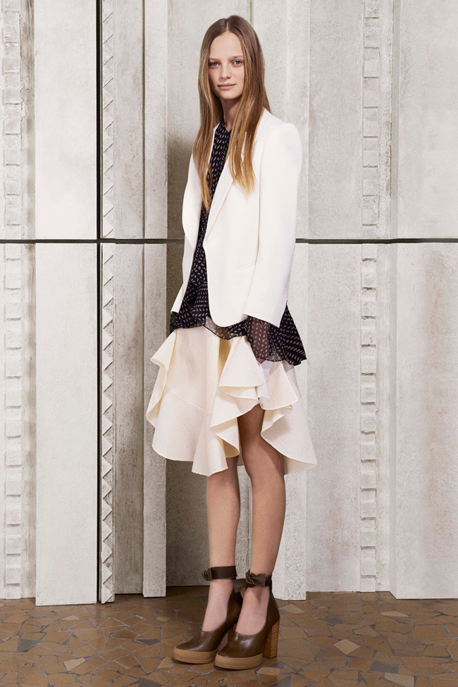 COLLECTION- Ine Neefs, Elisabeth Erm & Estee Rammant for Chloe Pre-Fall 2014. www.imageamplified.com, Image Amplified (10)