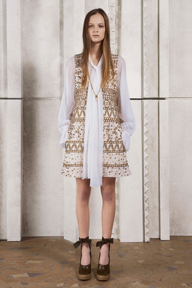 COLLECTION- Ine Neefs, Elisabeth Erm & Estee Rammant for Chloe Pre-Fall 2014. www.imageamplified.com, Image Amplified (11)