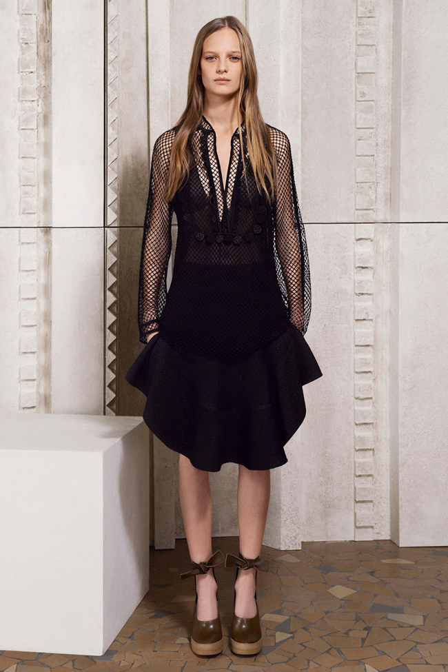 COLLECTION- Ine Neefs, Elisabeth Erm & Estee Rammant for Chloe Pre-Fall 2014. www.imageamplified.com, Image Amplified (13)