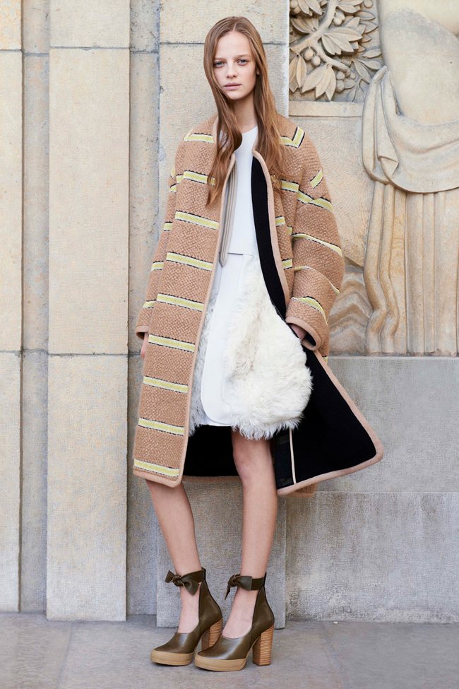 COLLECTION- Ine Neefs, Elisabeth Erm & Estee Rammant for Chloe Pre-Fall 2014. www.imageamplified.com, Image Amplified
