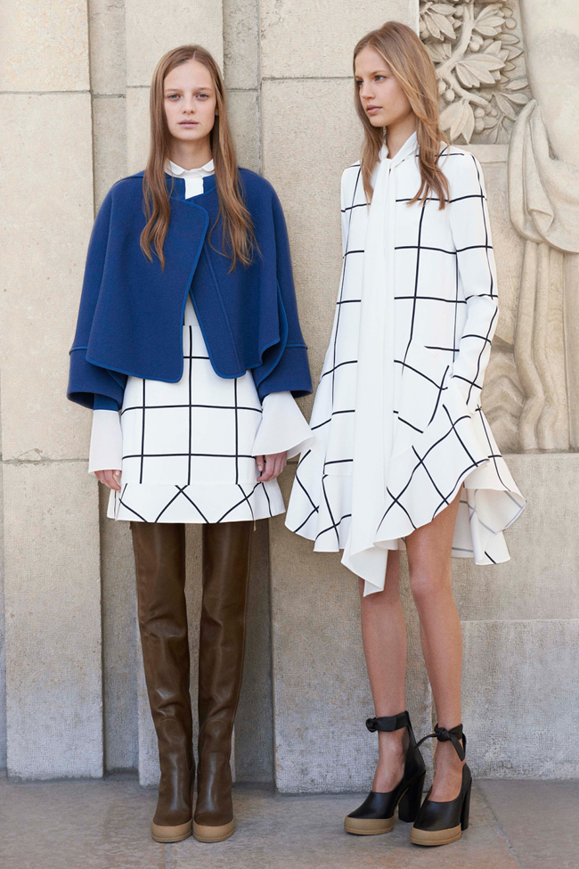 COLLECTION- Ine Neefs, Elisabeth Erm & Estee Rammant for Chloe Pre-Fall 2014. www.imageamplified.com, Image Amplified (1)