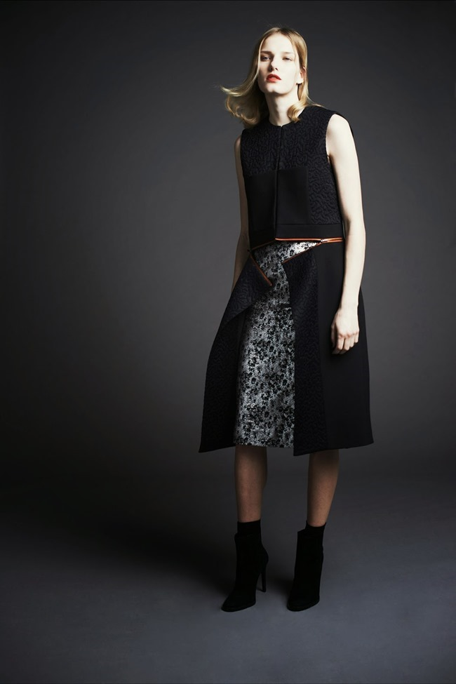 COLLECTION- Marique Schimmel for Preen by Thornton Bregazzi Pre-Fall 2014. www.imageamplified.com, Image Amplified (21)