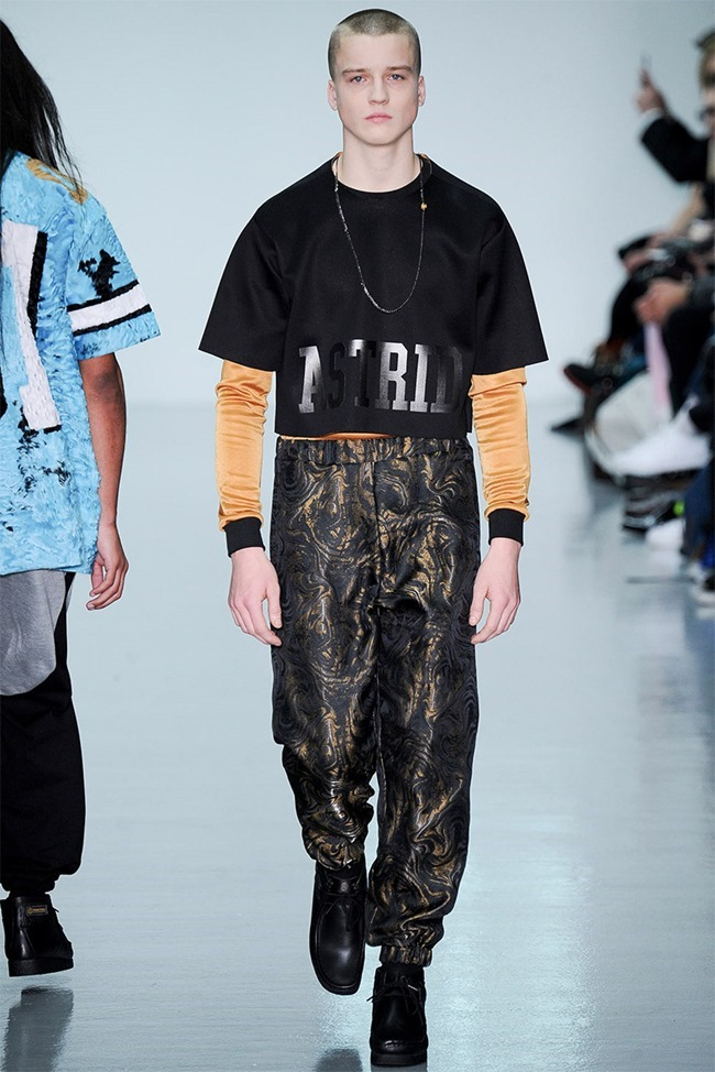 LONDON COLLECTIONS MEN- Astrid Andersen Fall 2014. www.imageamplified.com, Image Amplified (1)