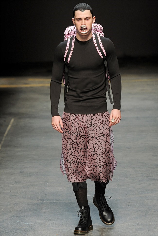 LONDON COLLECTIONS MEN- Bobby Abley Fall 2014. www.imageamplified.com, Image Amplified (6)