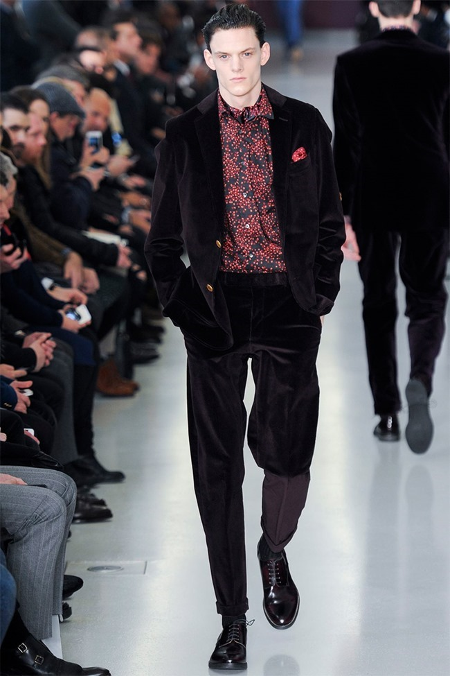 LONDON COLLECTIONS MEN- Richard James Fall 2014. www.imageamplified.com, Image Amplified (7)