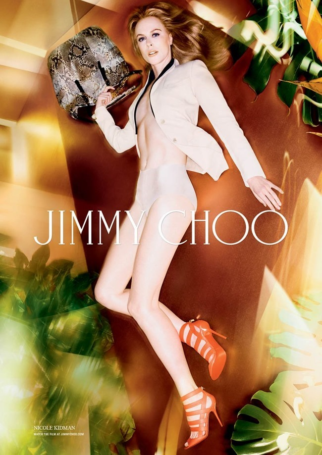 CAMPAIGN Nicole Kidman for Jimmy Choo Spring 2014 by Solve Sundsbo. www.imageamplified.com, Image amplified (2)
