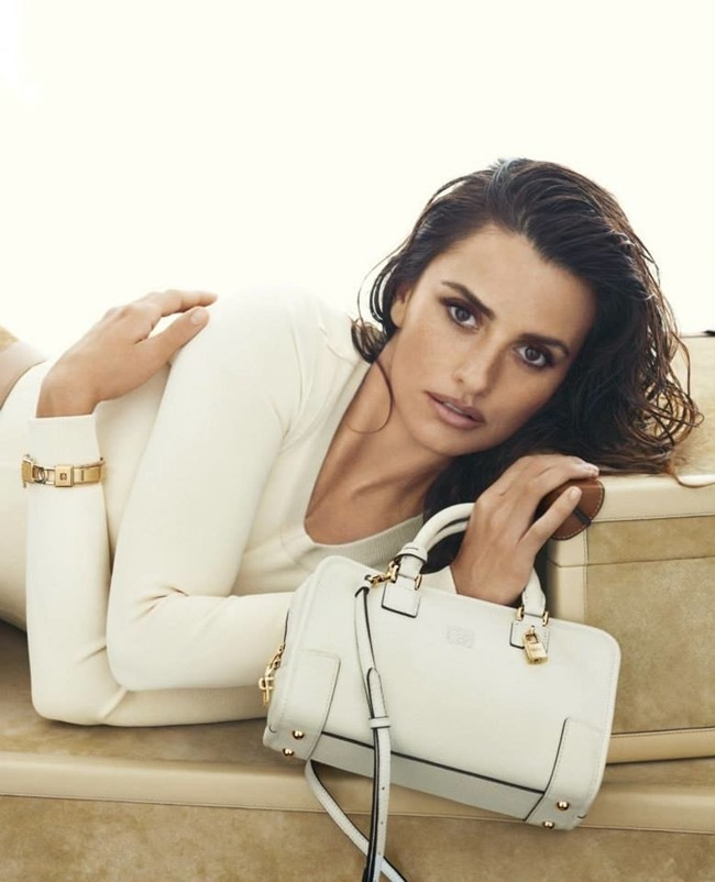CAMPAIGN Penelope Cruz for Loewe Spring 2014 by Mert & Marcus. www.imageamplified.com, image Amplified (2)
