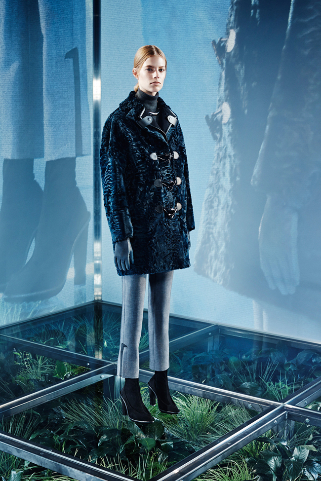 COLLECTION Lexi Boling, Kasia Jujeczka, Zuzu & Anna Ewers for Balenciaga Pre-Fall 2014. www.imageamplified.com, Image amplified (5)