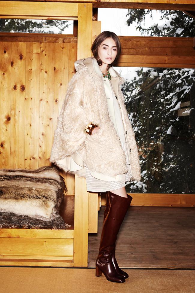 COLLECTION Saskia De Brauw, Kati Nescher & Marine Deleuw for Loui Vuitton Pre-Fall 2014. www.imageamplified.com, Image Amplified (25)