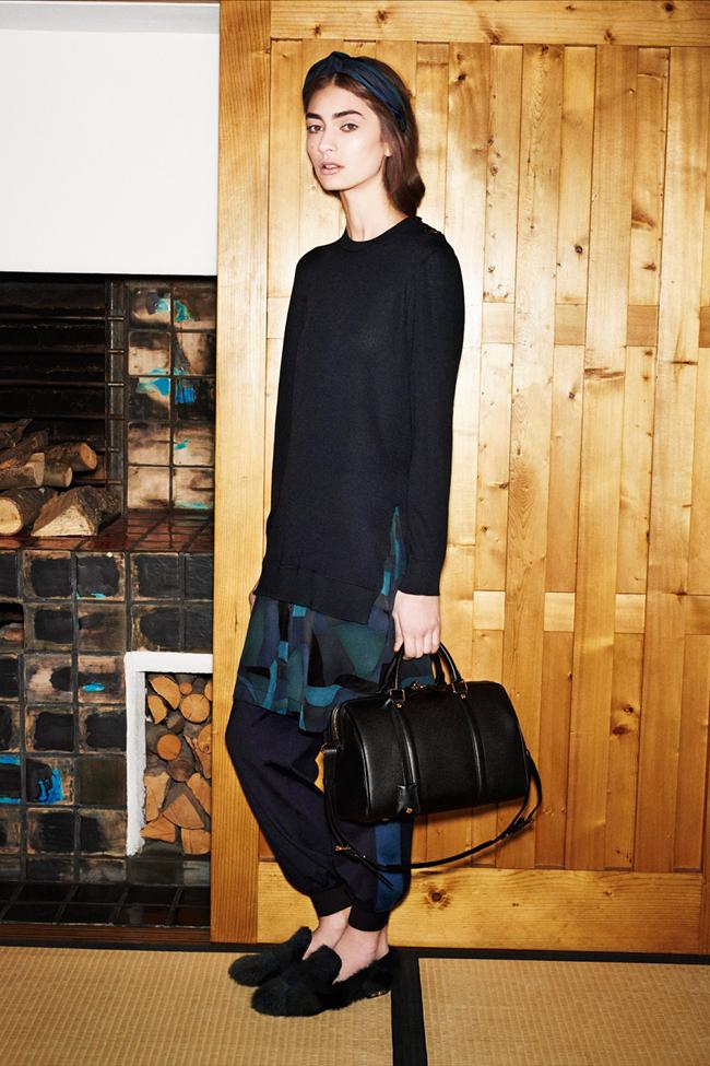 COLLECTION Saskia De Brauw, Kati Nescher & Marine Deleuw for Loui Vuitton Pre-Fall 2014. www.imageamplified.com, Image Amplified (28)