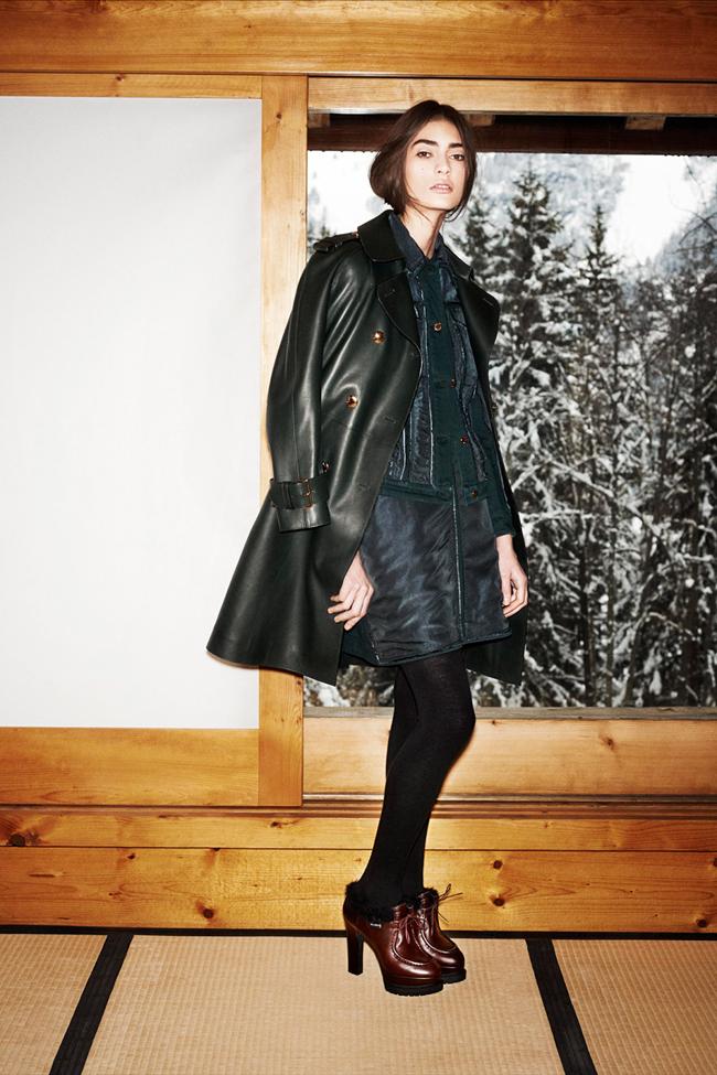COLLECTION Saskia De Brauw, Kati Nescher & Marine Deleuw for Loui Vuitton Pre-Fall 2014. www.imageamplified.com, Image Amplified (32)