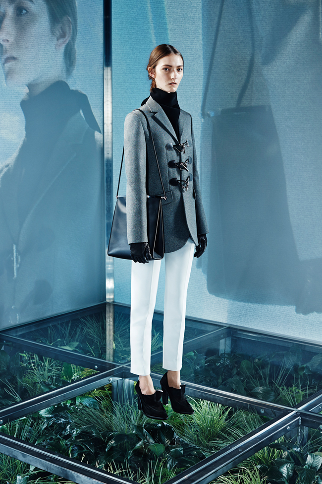 COLLECTION Lexi Boling, Kasia Jujeczka, Zuzu & Anna Ewers for Balenciaga Pre-Fall 2014. www.imageamplified.com, Image amplified (9)