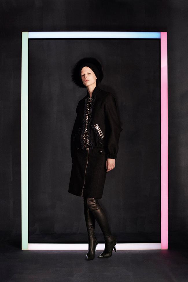 COLLECTION Saskia De Brauw, Kati Nescher & Marine Deleuw for Loui Vuitton Pre-Fall 2014. www.imageamplified.com, Image Amplified (6)