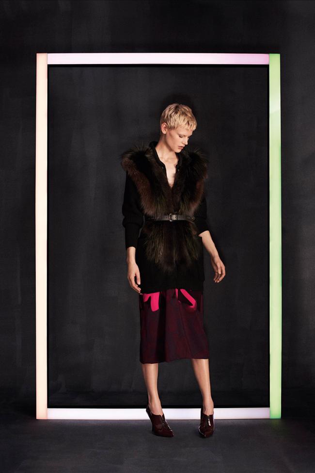 COLLECTION Saskia De Brauw, Kati Nescher & Marine Deleuw for Loui Vuitton Pre-Fall 2014. www.imageamplified.com, Image Amplified (19)